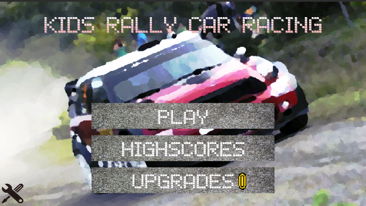 Preview of Kids Rally Car Racing game